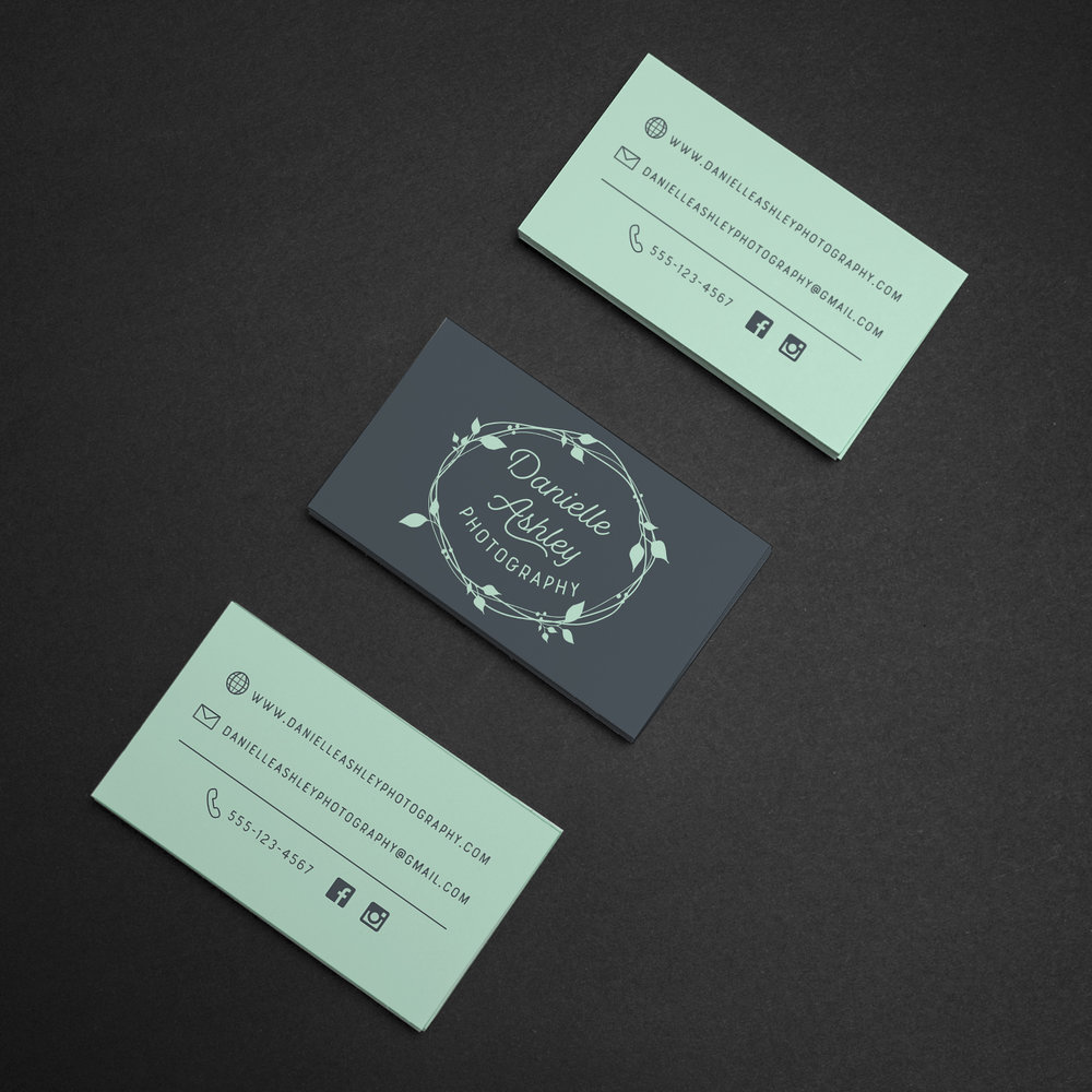 Business Card and Brand Design