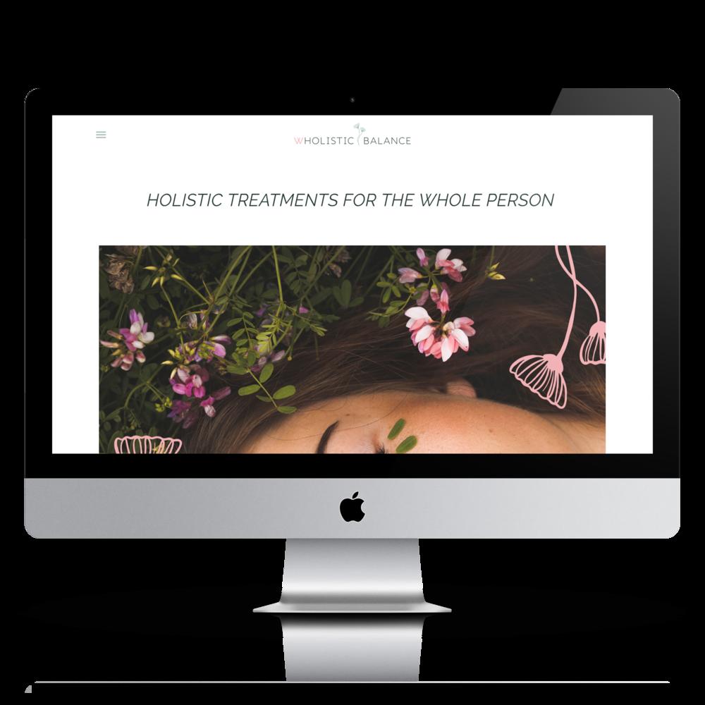 Creative Squarespace Web Design