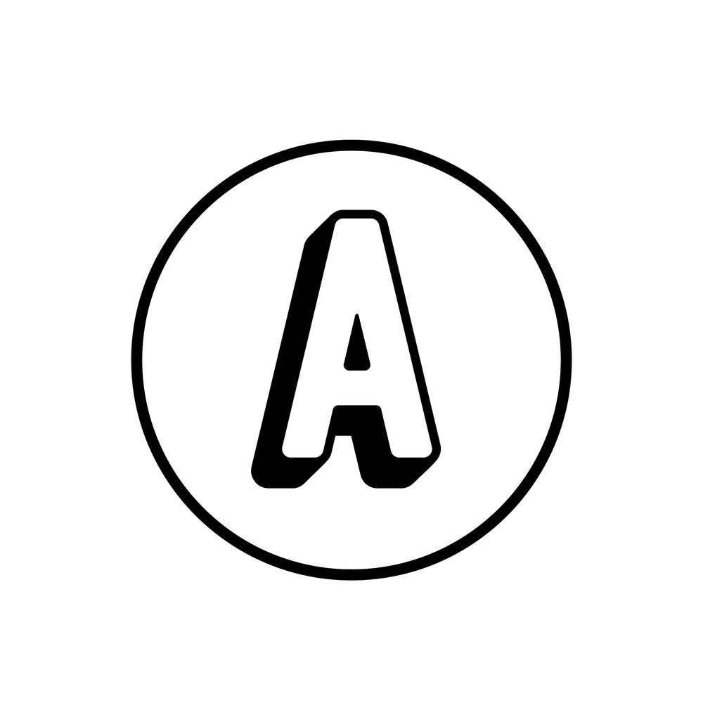 ashton lenae logo solid