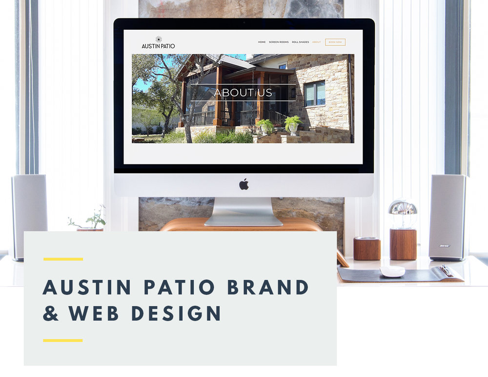 Brand and Squarespace Design