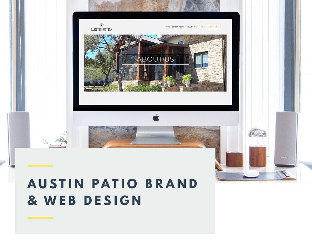 Brand and Squarespace Design