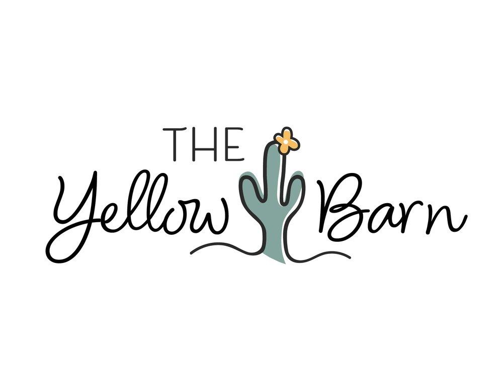 The Yellow Barn Logo Design