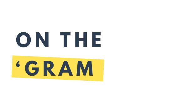 Brand and Web Designer Instagram