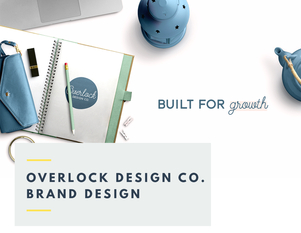 Overlock Design Co. Brand Design