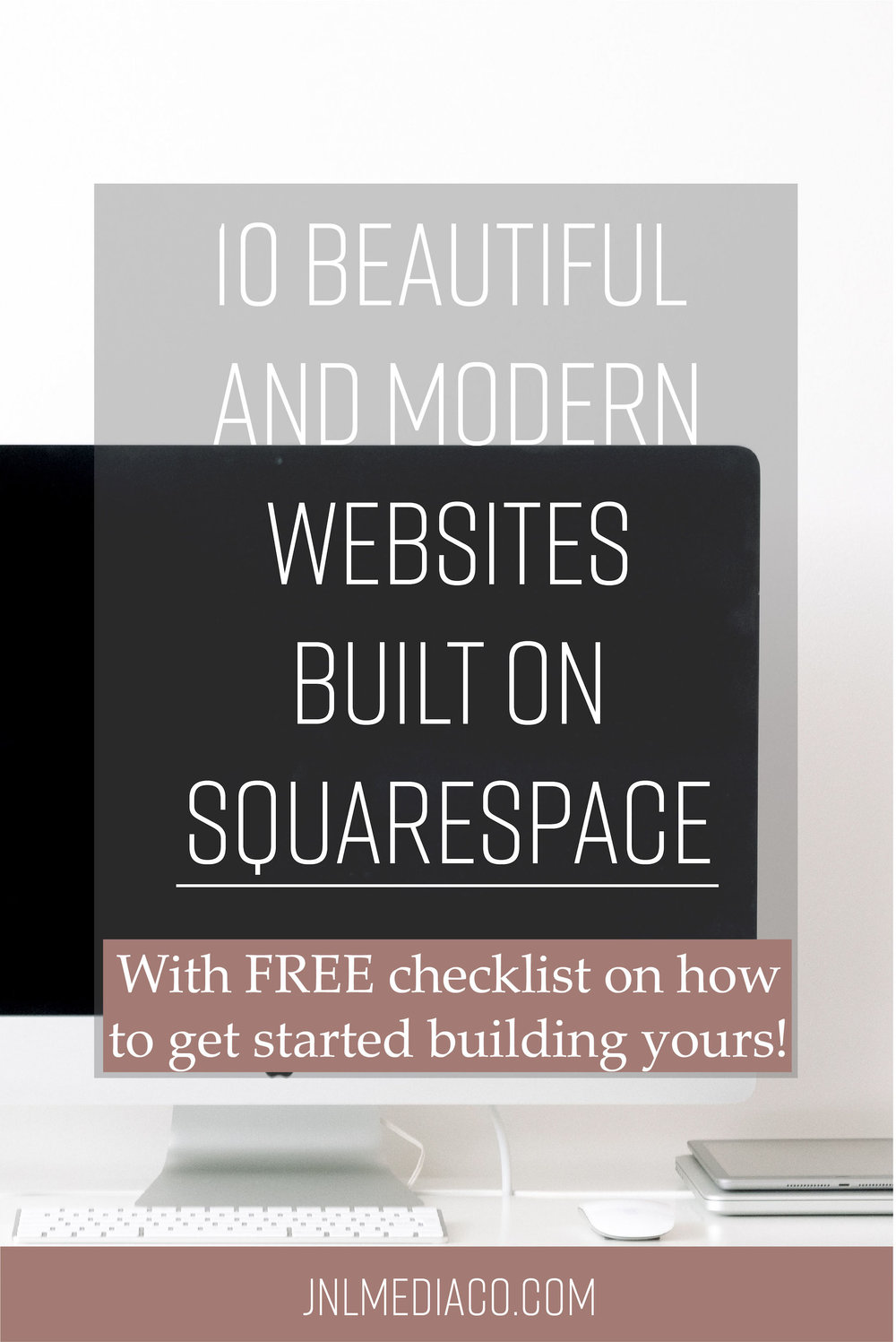10 Beautiful And Modern Websites Built on Squarespace