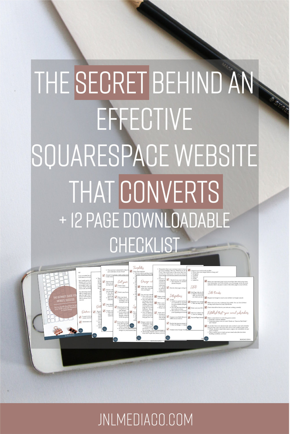 The title of this post relates specifically to Squarespace websites BUT truth is that anyone with a website will find this post helpful! Whether you have (or are considering) a Squarespace, Wordpress, Weebly, Wix, or Godaddy website, it's important to have this down. #squarespacetips