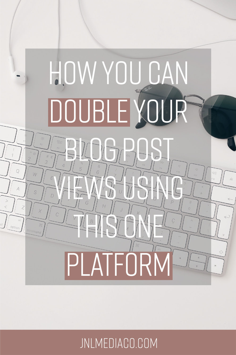 I'm here to talk about the best way to gain readership on both your new and old blog posts. I know I said you can double your blog post views in the title but you honestly can 10X them, depending on how effectively you use the platform.