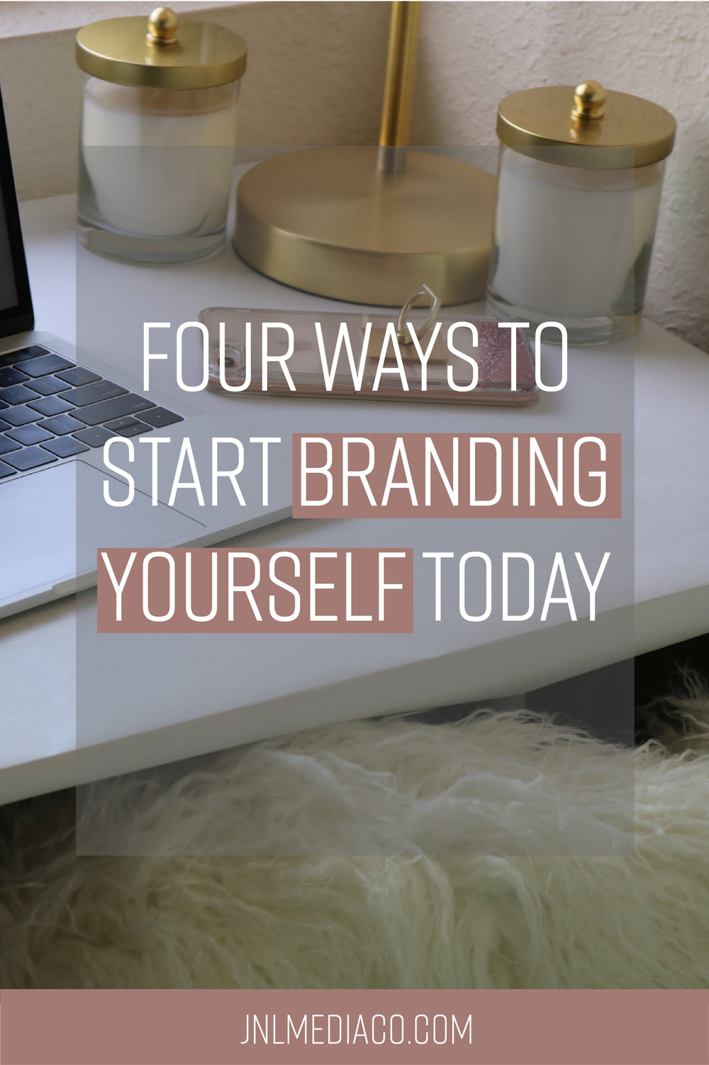 """The word branding comes up in every other sentence nowadays but how do you actually go about  """"branding yourself"""".  Well, first of all, you have to understand what branding really is. I like to think of your brand as both intangible and tangible... Read the rest of the post to find out the four ways to start branding yourself today."""