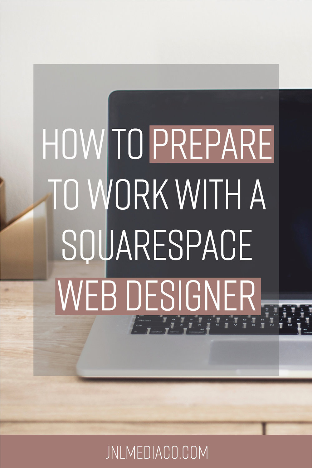 So you've decided to invest in a Squarespace website designer and want to make sure you're as ready as can be? First of all, congrats! I'm so excited that you decided to invest in taking your business to the next level! It's a big step so I want to make sure you are prepared so you get the most out of working with your designer.