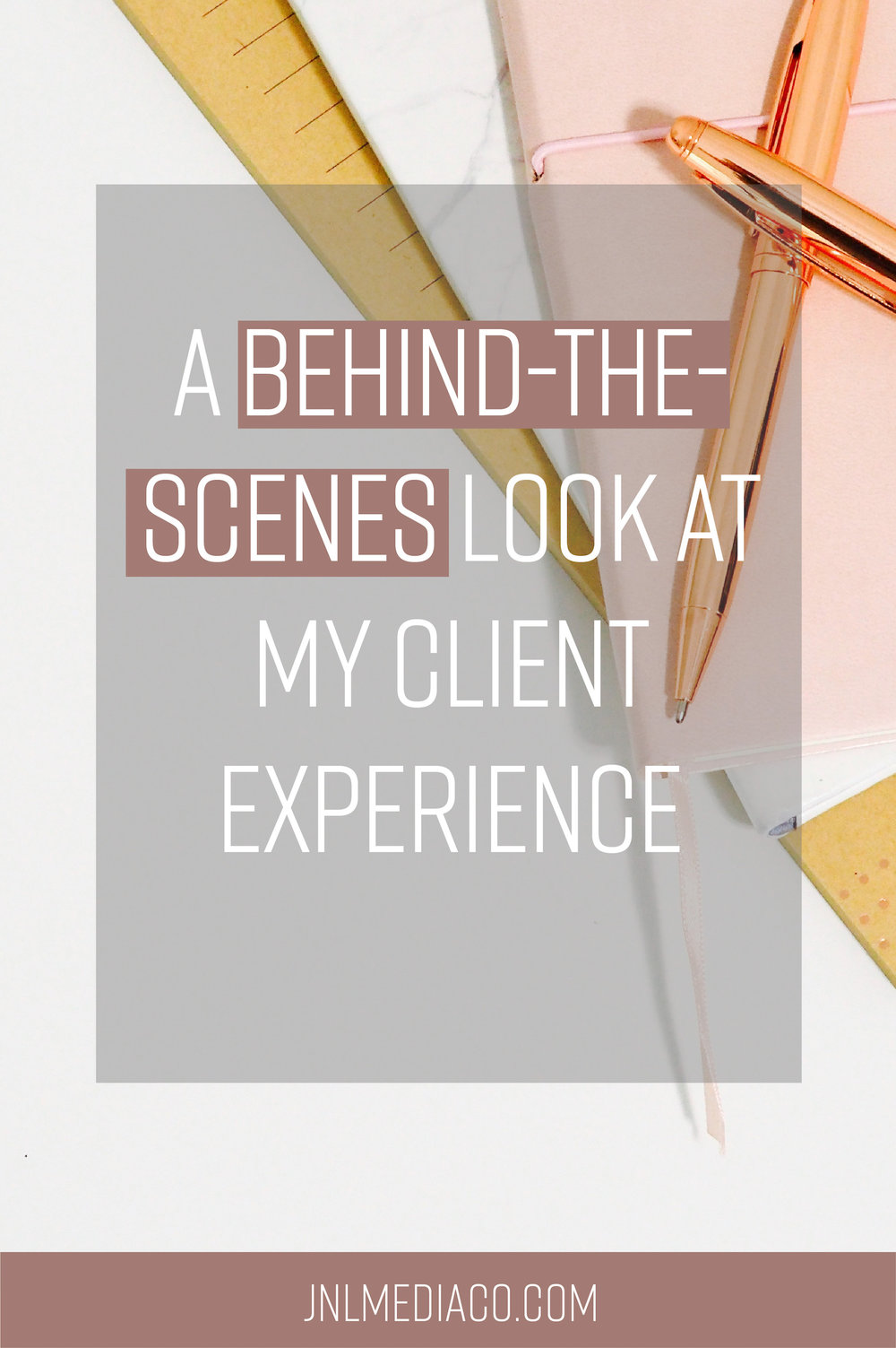 If you are a serviced based business then you know the power behind a good client experience. At the end of the day my clients invest in yes their branding elements and a killer website but they are also expecting a great experience. I can deliver a good end result but if the process wasn't straightforward, clear, enjoyable, and organized then my client will probably be left wanting more.