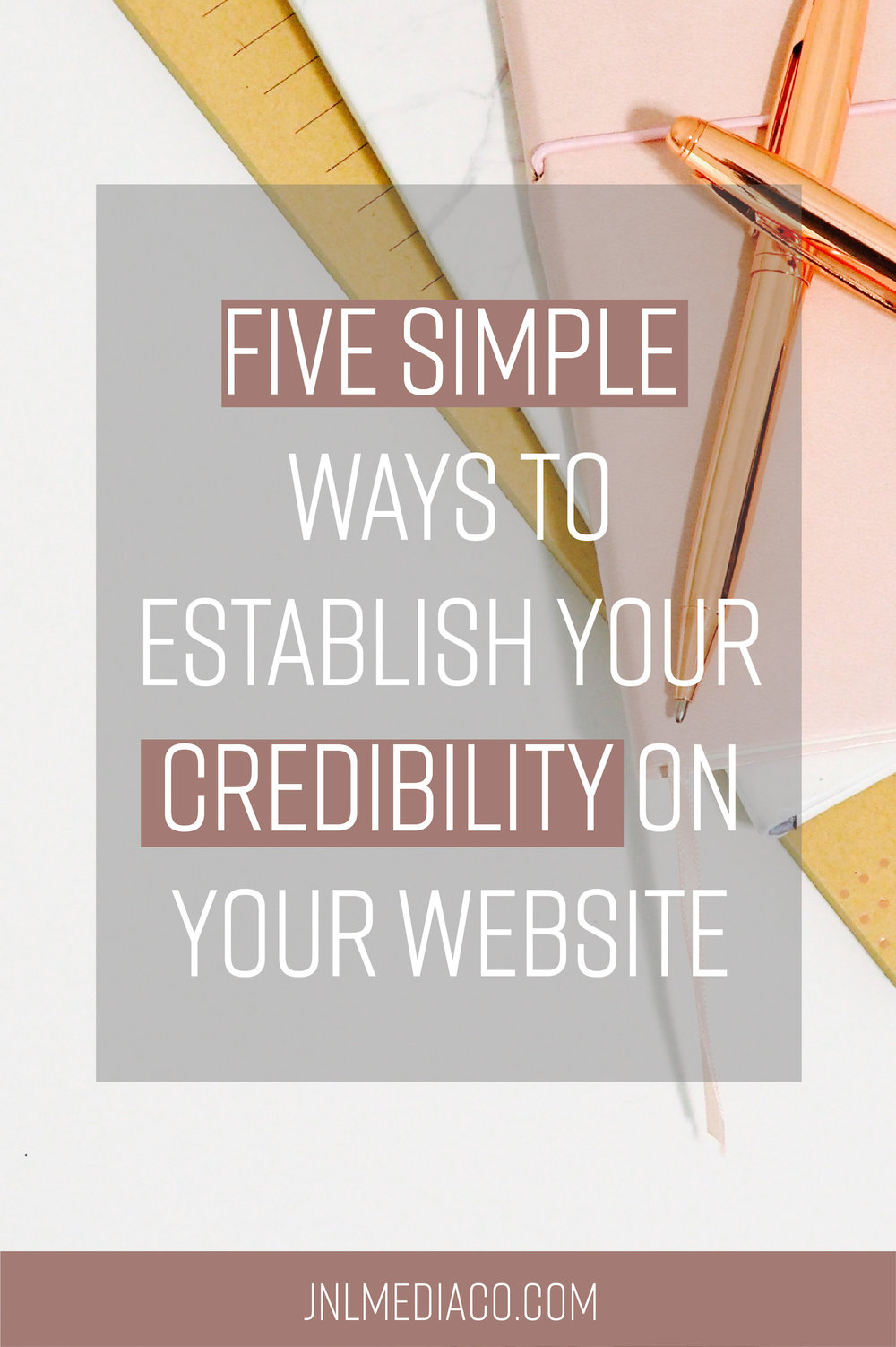 One of the main reasons service-based business owners need a website is to build their credibility and establish trust with their audience. How can you do this effectively?