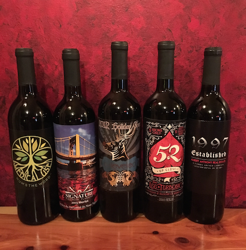 Pittsburgh Winery - This holiday season, Pittsburgh Winery is offering free custom labels on any wines! Just send them your design and have personalized gifts ready within a week.