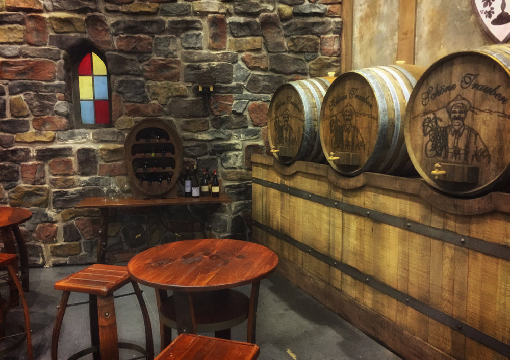 OLD WORLD WINERY - SET PHOTO