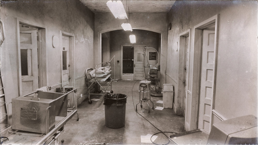 TARRYTOWN PSYCHIATRIC HOSPITAL (OLD WARD) - SET PHOTO