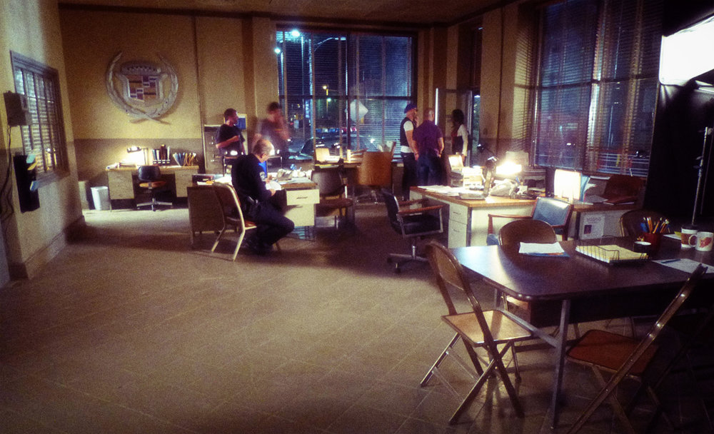'CADI' BULLPEN - SET PHOTO