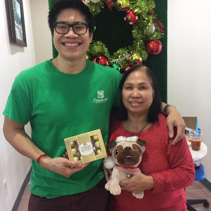 Dr. Khoa Nguyen and Dr. Mai