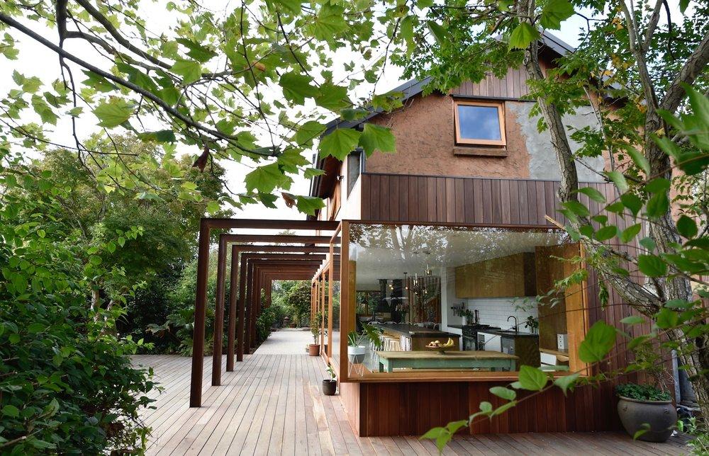 Inhabit Construction builders in tasmania home extension launceston