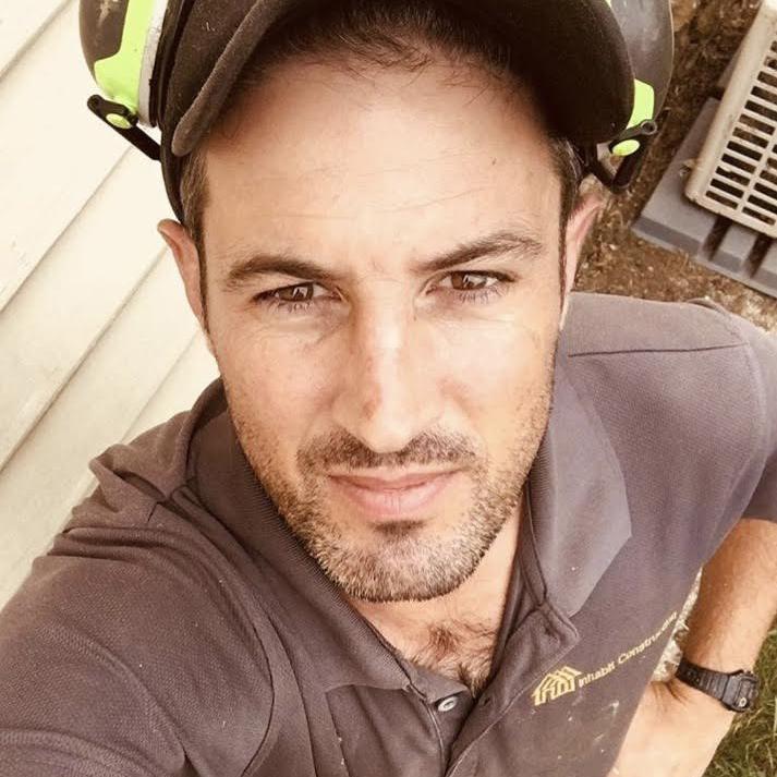 Cameron Richardson - Inhabit Construction - bathroom renovation launceston