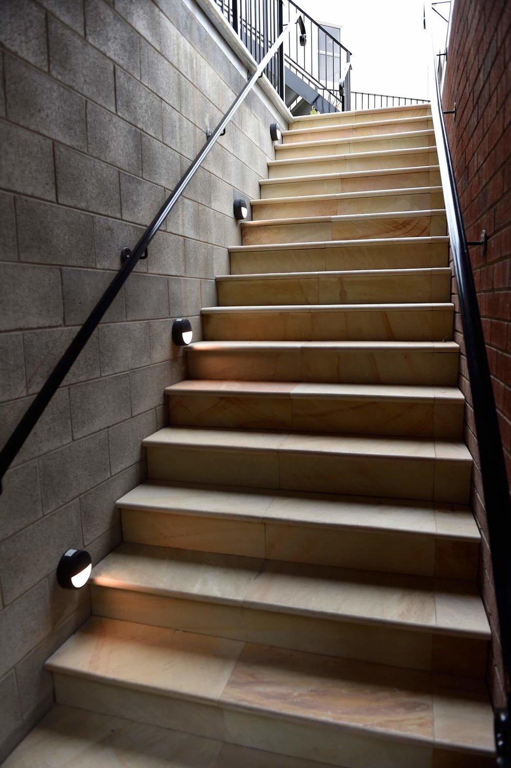 Staircase build Launceston