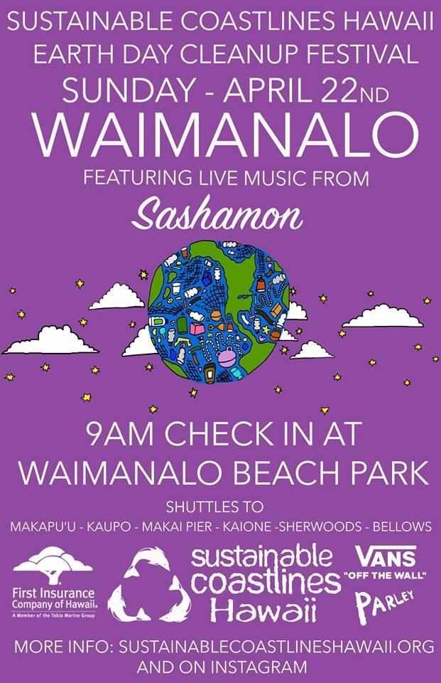 Earth Day Waimanalo
