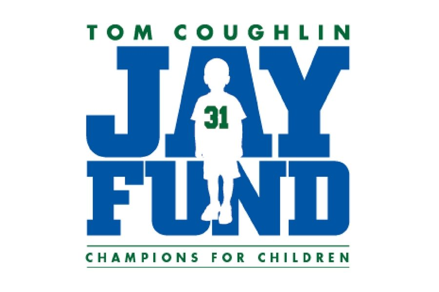 We support  The Tom Coughlin Jay Fund.