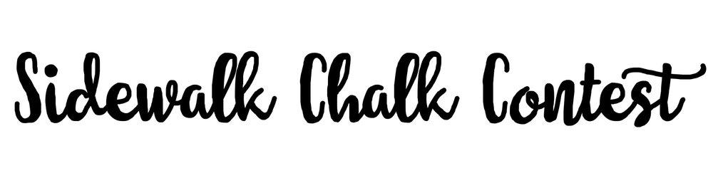 Sidewalk Chalk Contest.jpg