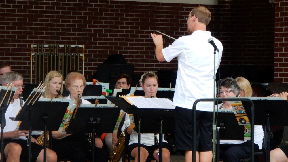 Wabash Valley Area Band  4:00 p.m.