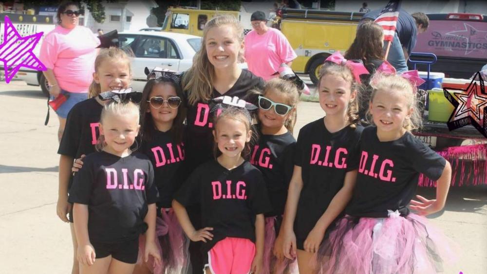 Danville Institute of Gymnastics: Hip Hop & More  5:00 p.m.