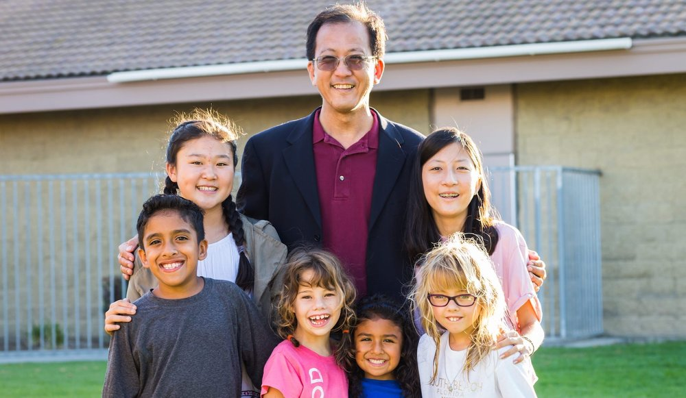 Leal Elementary is in ABC Unified School District's Trustee Area 3 and is currently represented by School Board Member, Mr. Ernie Nishii. For more information on our school district trustee ( here ).  Ernie was a Leal parent and was the LEAP President.  You will see him at many of Leal's events and performances.