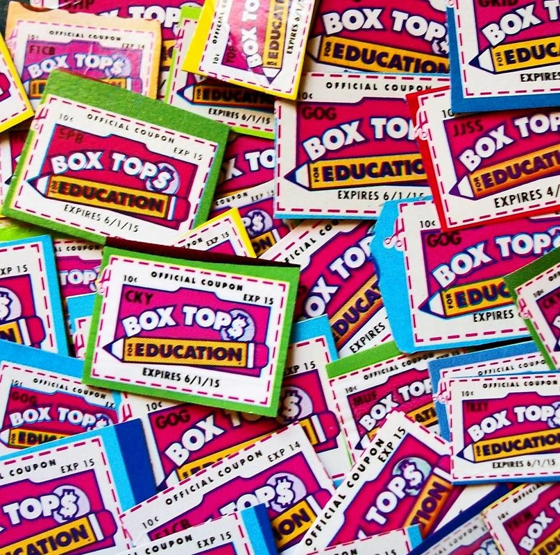 Box Tops - Twice a year, the Leal PTA donates funds collected from participation in the Box Tops program directly back to the school. The program is as simple as cutting out tabs located on the top of some of your favorite products from the grocery store and sending them in to the classroom. You can find information, a list of products, and a collection sheet here.
