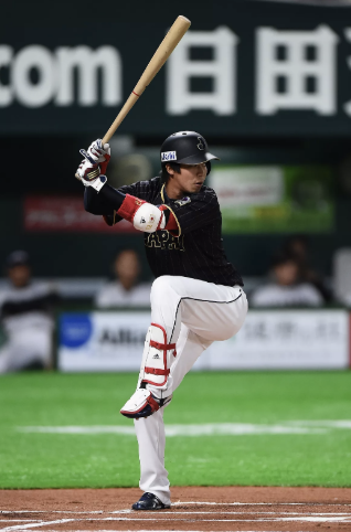 Tetsuto Yamada 2B, Tokyo Yakult Swallows - Yamada is considered by many to be Japan's top prospect. He has a unique mix of power and speed, as well as still being relatively young (he will be 26 at the start of next season). He has incredible plate discipline (1.14 K/BB in 2018), coupled with 30/30 steal and homerun ability making him an ideal target for the top of most lineups. His lack of a solid defensive position seems to be his only true weakness. Of all of the hitters in Japan, Yamada seems to be the only one currently on MLB radar's and might have a chance to be the playing in the US sometime soon.