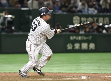 "Hotaka Yamakawa 1B, Saitama Seibu Lions - Yamakawa had a breakout season in 2018, hitting 48 home runs with an OBP of .399, however anyone studying the numbers could have seen this breakout coming. In partial playing time in the previous two seasons, Yamakawa's OPS still hovered around the mid .900s. For the Lions first baseman, however, there will be yet another obstacle for him to overcome before making the shift to the major leagues, his unorthodox size. While few MLB players stand below six feet tall, rarely do you ever see a 5'9"" first baseman who aso weighs 231 pounds. This unathletic build might be enough to scare off would be suitors."