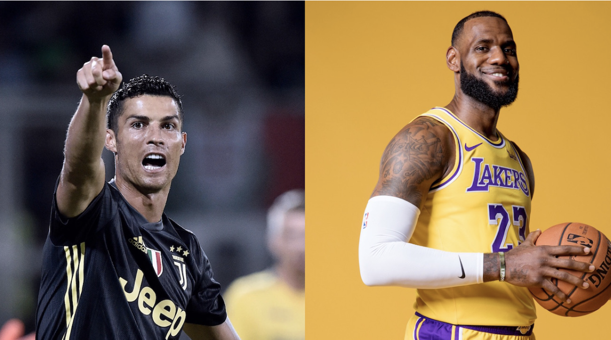 10aa55c62ef9 The Superstar Effect  Comparing the Impacts of Lebron and Ronaldo s  Respective Franchise Changes