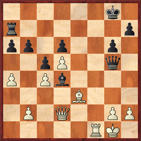 White to Play; What's Best?