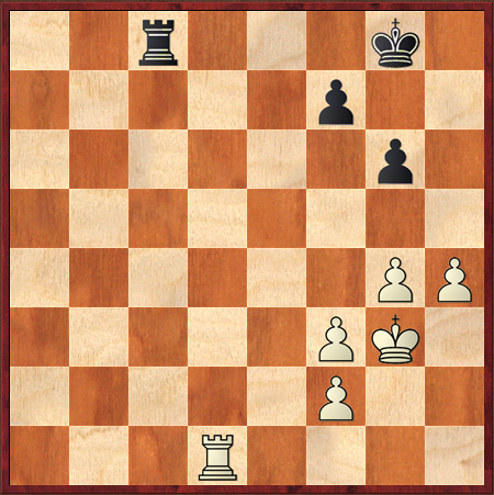 Should White's King Enter?
