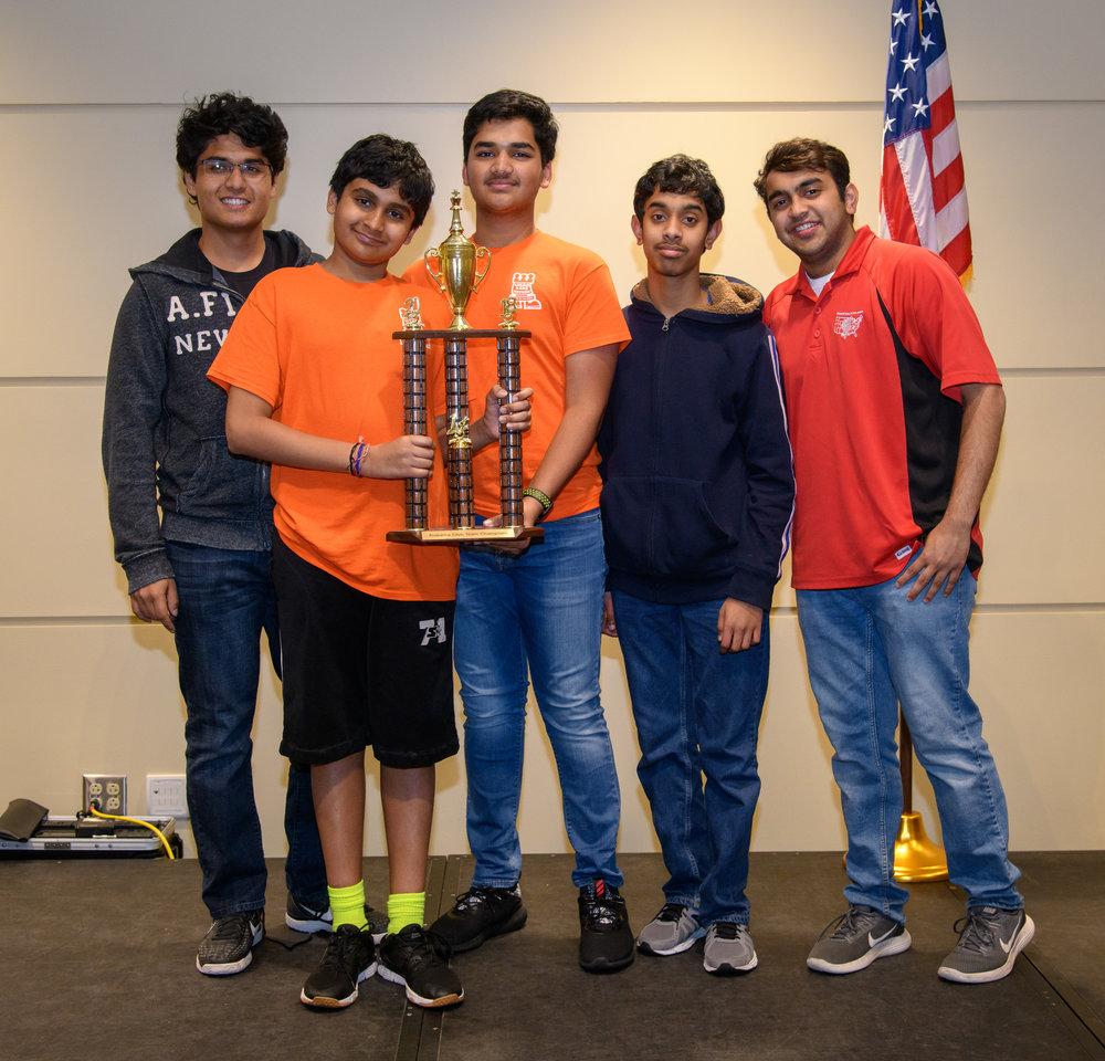 ChessKidsNation: K-12 Club Champions