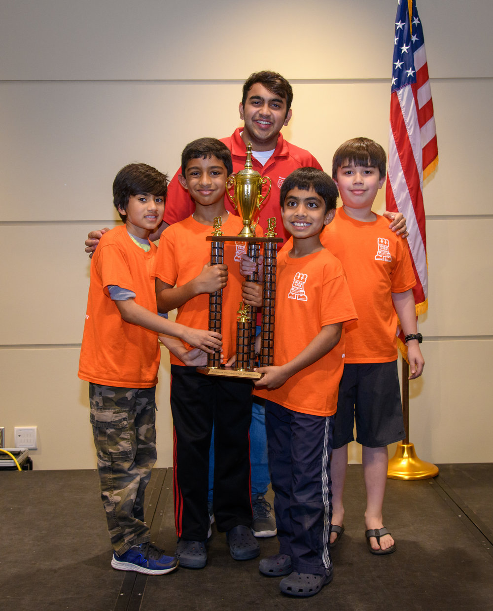 ChessKidsNation: K-3 Club Champions