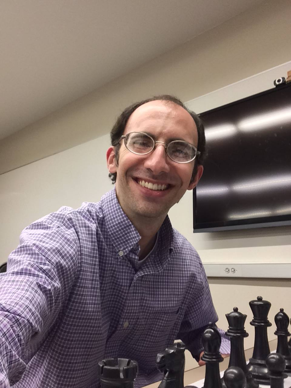 Our Gracious Tournament host and top seed Scott Varagona. Photo Credit: Umm...Scott Varagona...