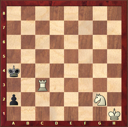Black to Play - Helpmate in 3. How can white mate black in 3 moves? (3 black moves; 3 white moves)