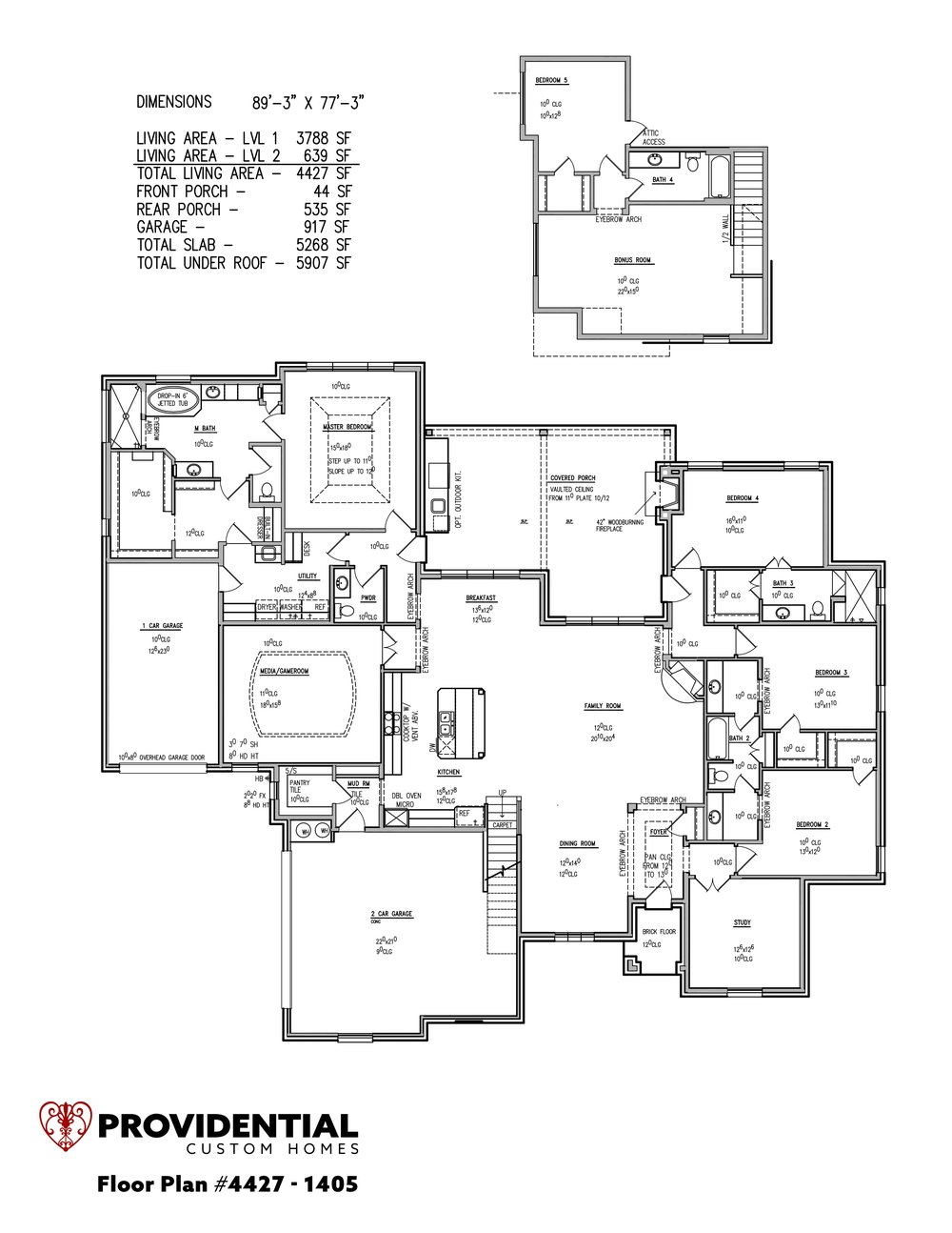 The FLOOR PLAN #4427 - 1405.jpg