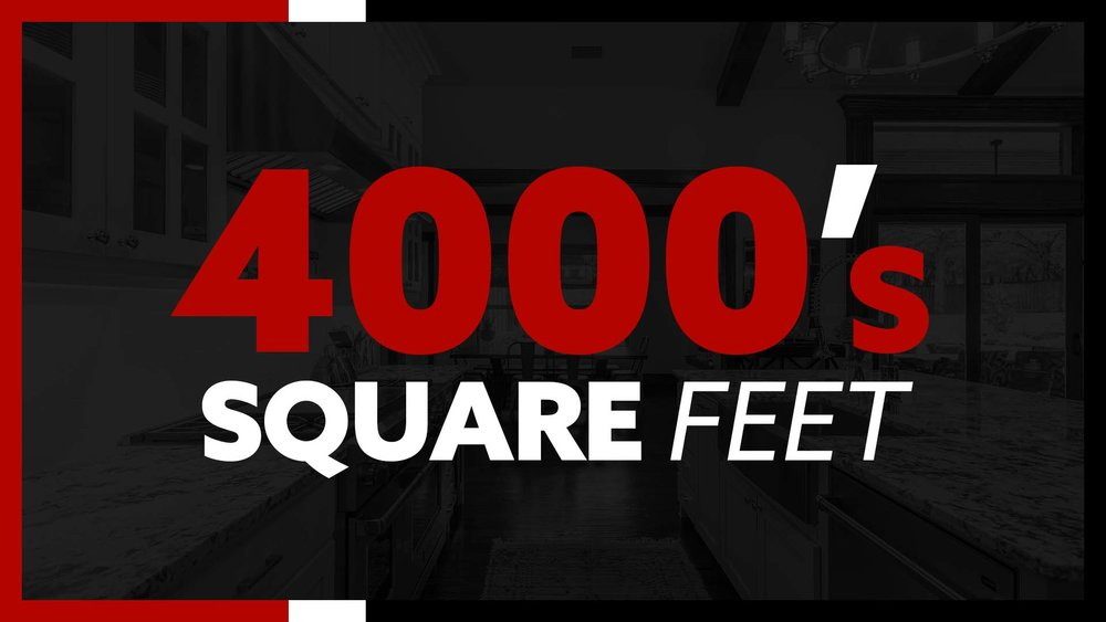 4000 sq ft custom home floor plan dfw