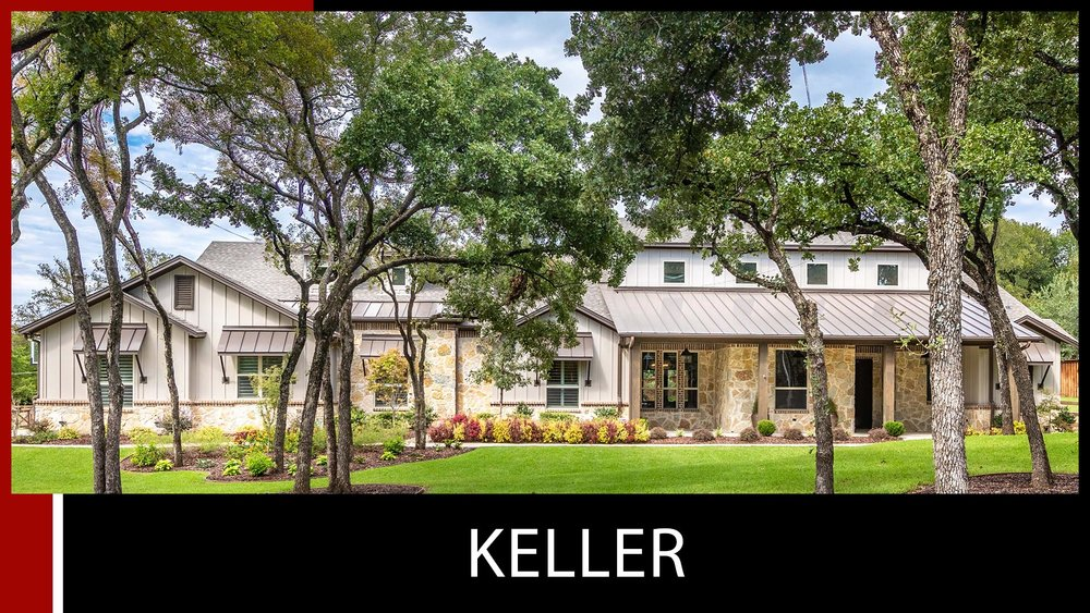 custom home builder keller dfw