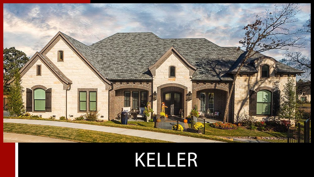 custom homes builder keller dfw