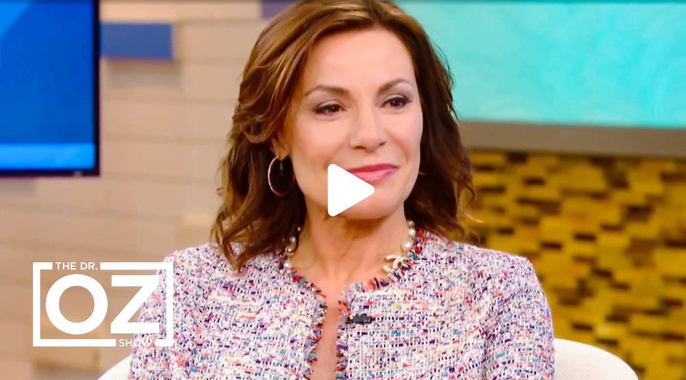 The Real Housewives of New York City star Luann de Lesseps opens up to Dr. Oz about her second marriage and her divorce from businessman Tom D'Agostino Jr.