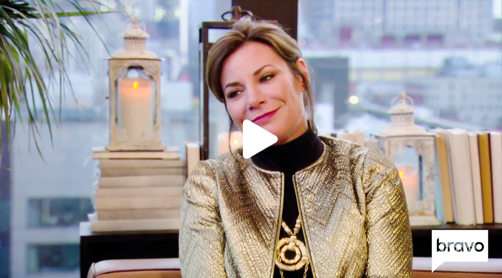 Luann de Lesseps: I'm Working With the Best in the Business.  Luann talks about her cabaret show and the moment this week that made her proud to be on #RHONY.