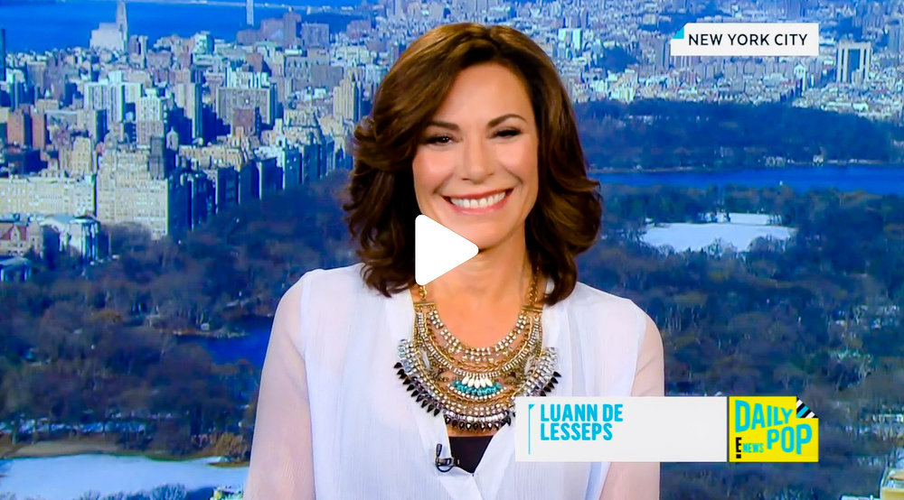 Countess Luann talks Season 11, cabaret and jewelry line!