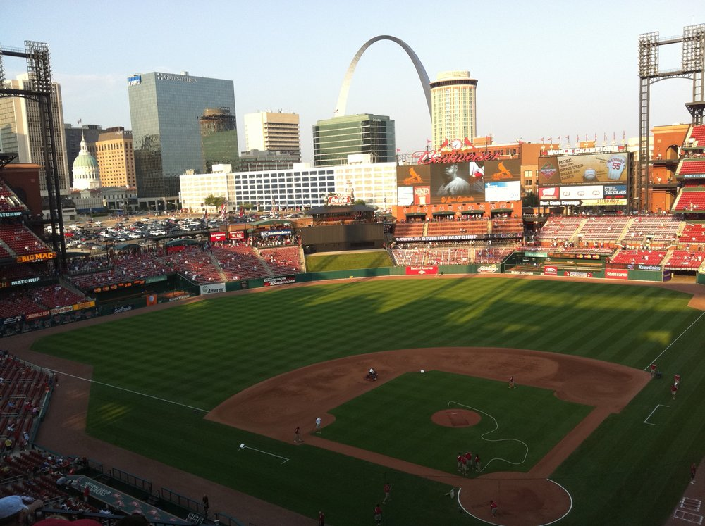 Busch Stadium August 2010.JPG