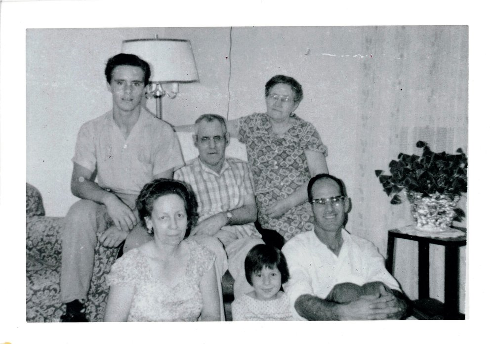 With Grandpa & Grandma 1965.jpeg
