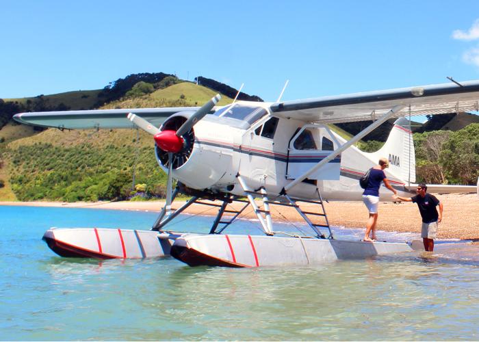 Man O'War Wine Tasting — Auckland Seaplanes