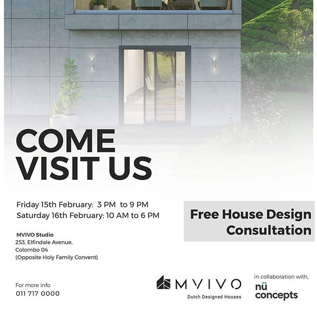 Come visit us!  In collaboration with @nuconcepts_store . . . . #mvivo #homeanewgeneration